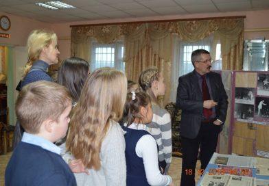 Гости из театральной студии «Софит»