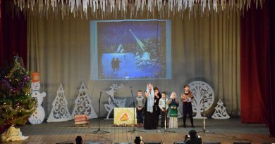 Рождественский фестиваль в Инжавинском благочинии