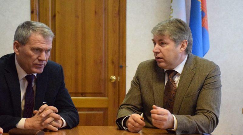 Прием граждан Семеновым Алексеем Николаевичем