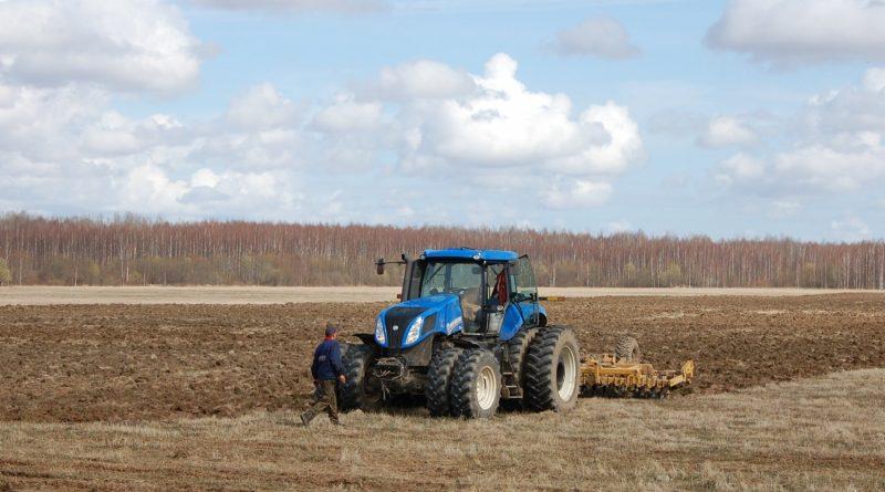 Весенний сев на Тамбовщине набирает обороты