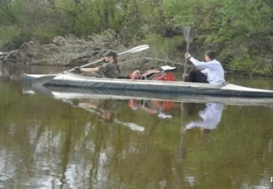 В заповеднике «Воронинский» открылся туристический маршрут по Вороне на байдарках