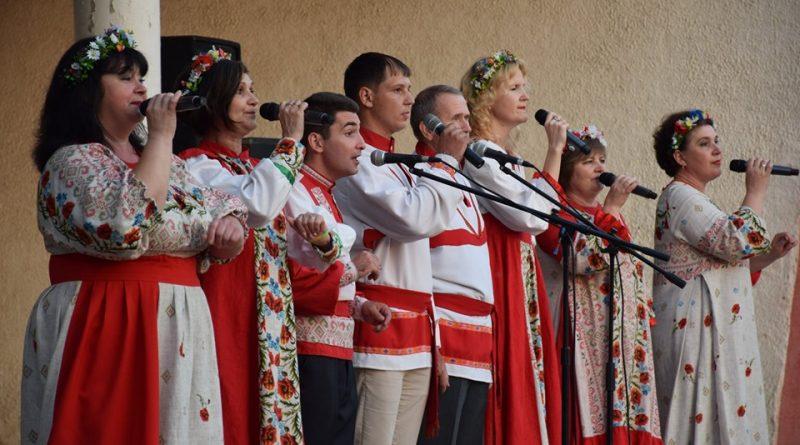 В Инжавино отметили День России