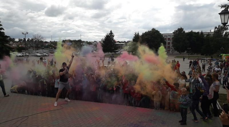 День молодежи в Инжавино