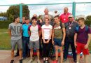 Инжавинцы на XVI сельских играх