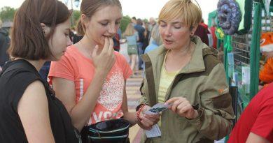 «Воронинский» на межрегиональном фестивале экотуризма и этнографиии «Хопёрские байки»