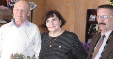 Творческая встреча инжавинцев с тамбовской писательницей Е.В.Чистяковой (Шматко)