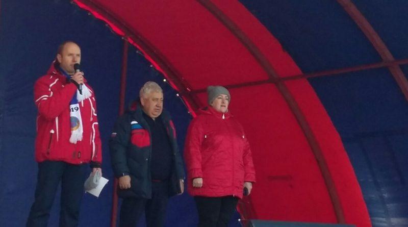 Более тысячи спортсменов и болельщиков собрал марафон «Мучкап-Шапкино-Любо!» (фото)