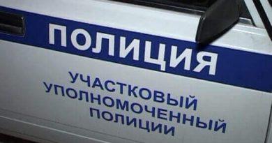 Акция «На службу с участковым уполномоченным полиции»