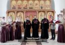 Концерт архиерейского хора Уваровской епархии
