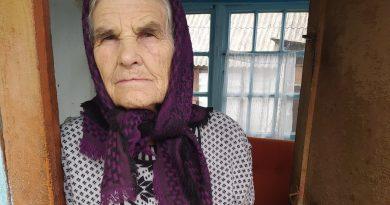90-летие Ереминой Анны Гордеевны