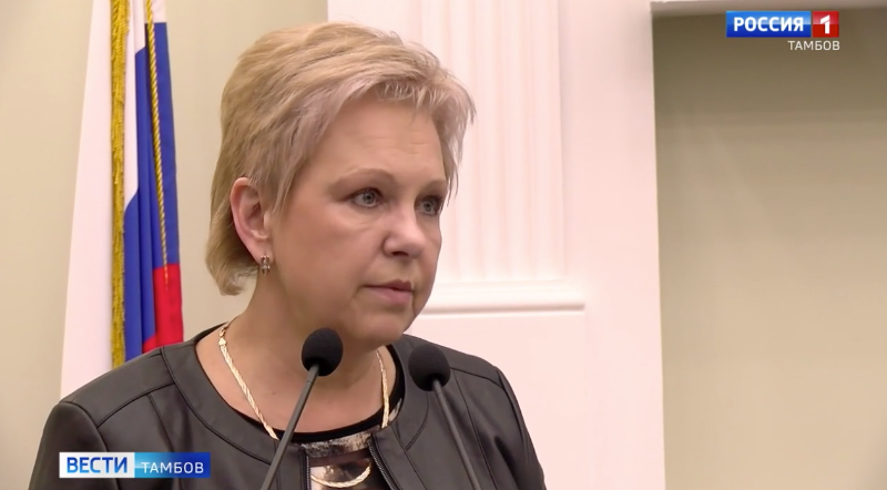 Марина Лапочкина: «Вакцина не содержит коронавирусы, поэтому при вакцинации нельзя заболеть». ВестиТамбов
