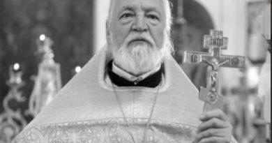 Отошел ко Господу клирик Уваровской епархии протоиерей Виктор Соколов