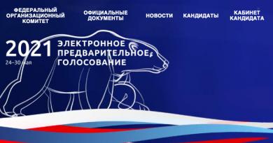 Предварительное голосование. Обращения кандидатов в депутаты Тамбовской областной Думы
