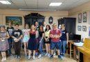 Студенты-географы в краеведческом музее