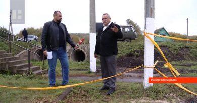 До конца 2021 года в Инжавино построят централизованную канализацию